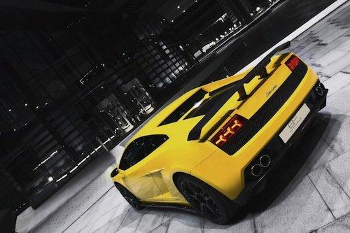 Lamborghini Gallardo LP560-4 BF Performance GT600