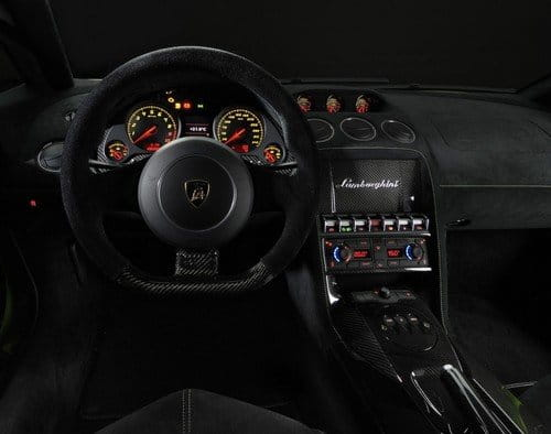 En el futuro de Lamborghini no hay hueco para los cambios manuales
