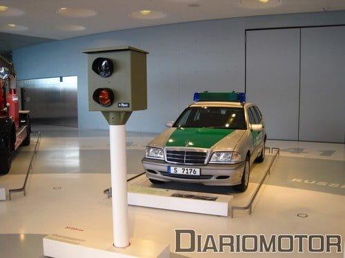 Visita al Museo Mercedes en Stuttgart (II)