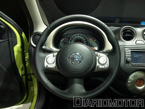 Nissan Micra en Ginebra