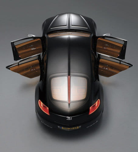 Bugatti Veyron 16C Galibier