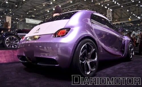 Citroën Survolt y Revolte