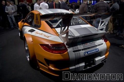 Porsche, híbridos en Ginebra