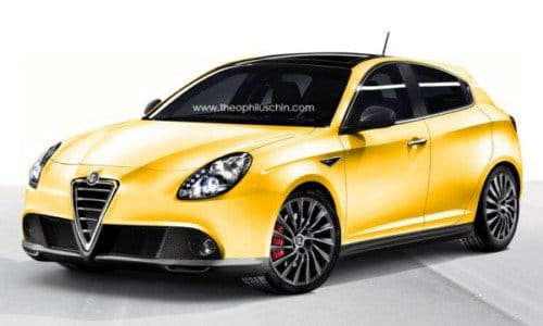 Primeras recreaciones del Alfa Romeo Giulietta GTA