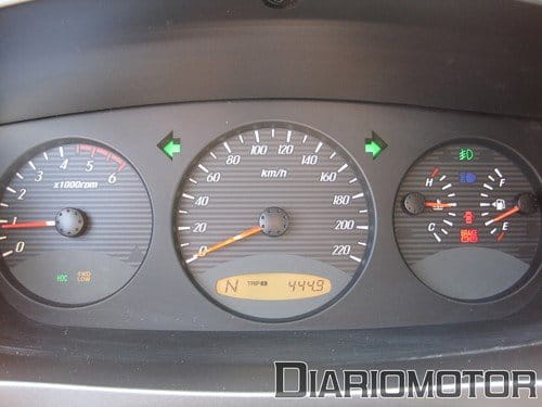 SsangYong Kyron 200Xdi Limited Aut., a prueba (II)