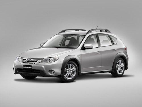Subaru Impreza XV en Ginebra