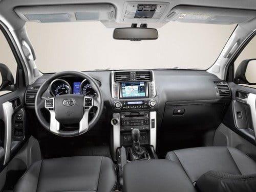 Toyota Land Cruiser R-Edition, de nuevo con 204 CV turbodiésel