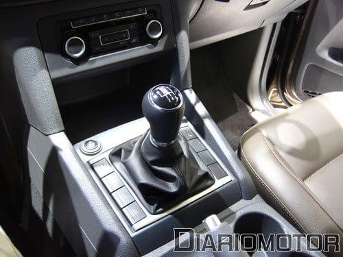 Volkswagen Amarok, impresiones en el Salón de Ginebra