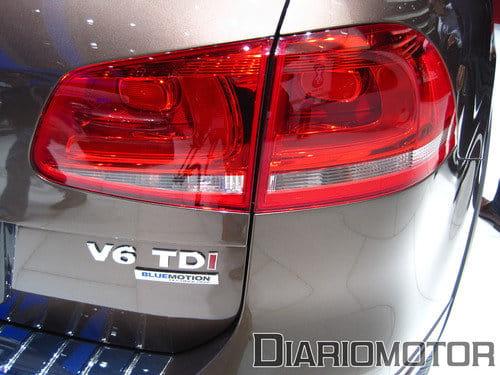 Volkswagen Touareg, renovación completa en Ginebra