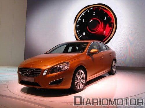 Nuevo motor turbodiésel 2.0 de cinco cilindros para Volvo