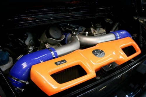 9ff Porsche 911 Turbo 2010