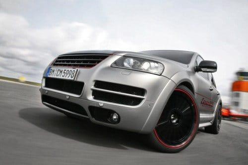 CoverEFX Volkswagen Touareg W12