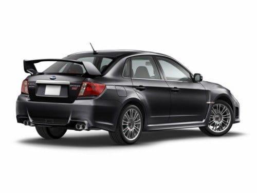 Subaru Impreza WRX STi Sedan 2011