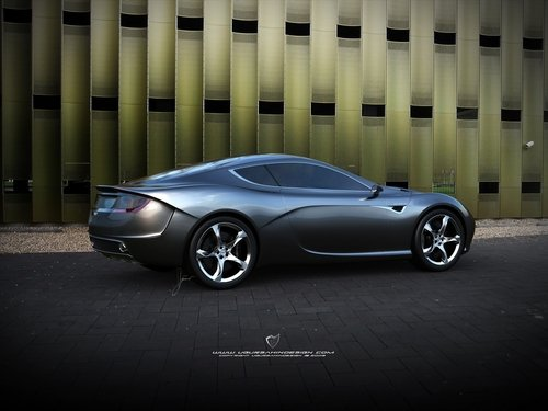 Aston Martin Gauntlet