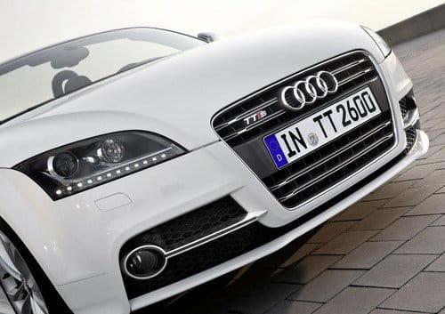Audi TT, lavado de cara y actualización mecánica