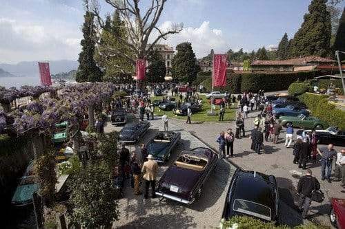 El XII Concorso d'Eleganza Villa d'Este en imágenes