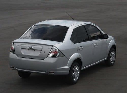 El nuevo Ford Fiesta para América Latina