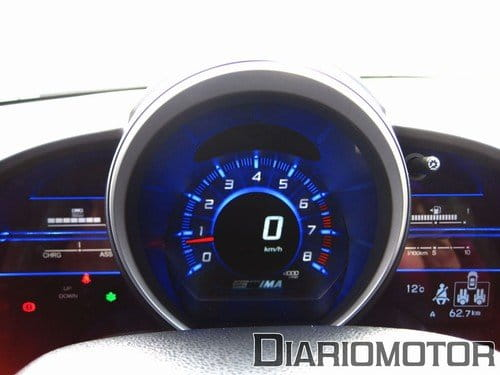 Honda CR-Z, presentación y prueba en Holanda (I)