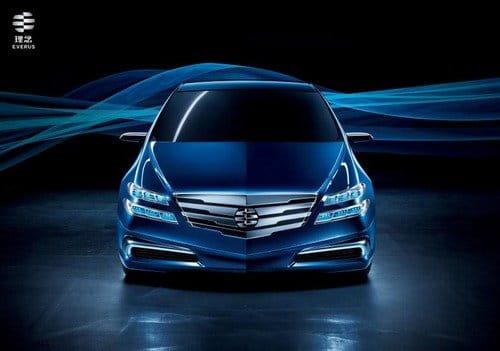 Honda Li Nian Everus Concept