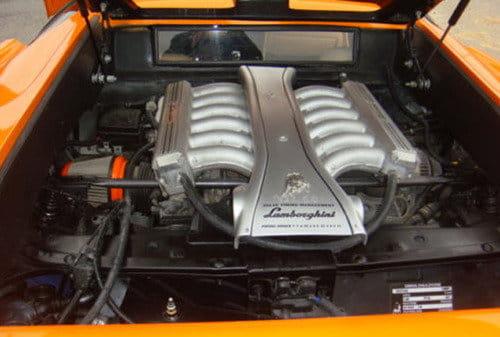 Honda NSX réplica Diablo