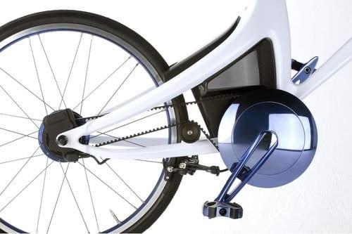 Las bicicletas eléctricas de Lexus y Volkswagen