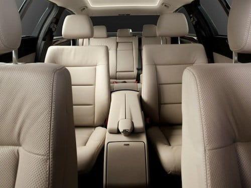 Mercedes Clase E limusina