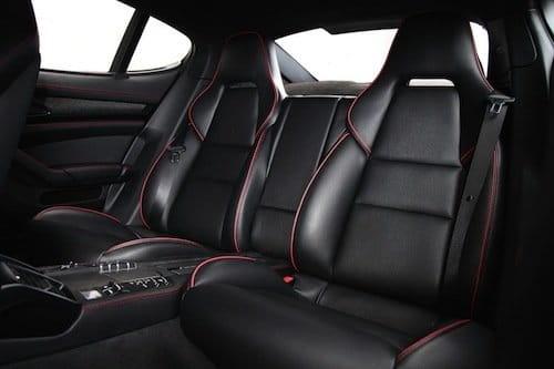 Porsche Panamera Black Edition
