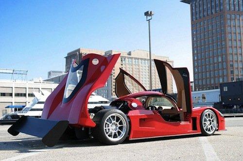 Rapier SL-C Superlight Coupe