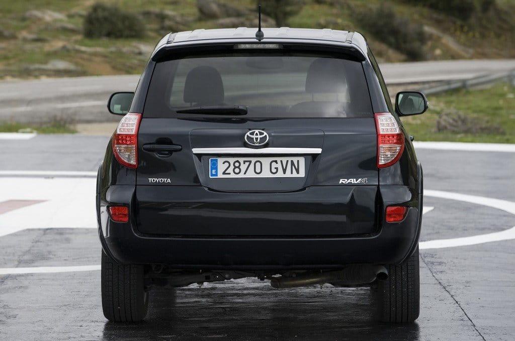 Toyota RAV4 2010 ver imagen original