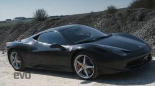 Ferrari 458 Italia, prueba de EVO Magazine