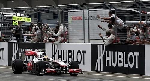 Gran premio de Turquia 2010