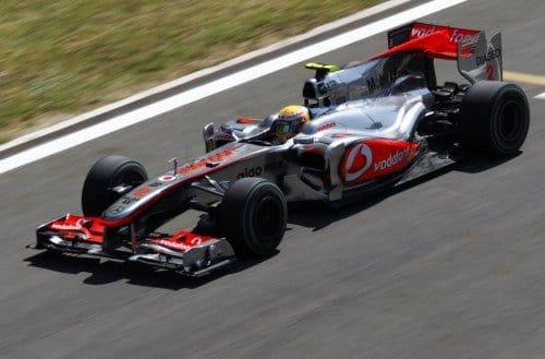 Lewis Hamilton (McLaren) - GP Turquía 2010