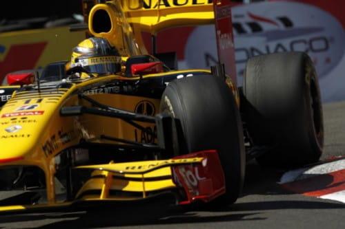 F1 - GP Mónaco 2010
