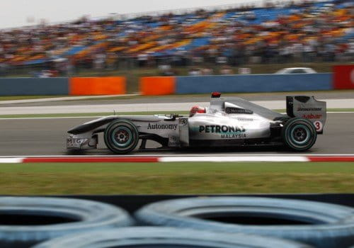 Michael Schumacher (Mercedes GP) - GP Turquía 2010