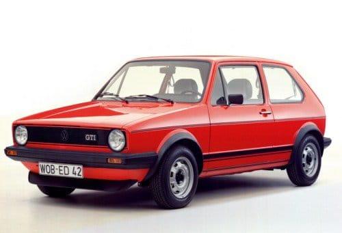Volkswagen Golf GTI Mk.I