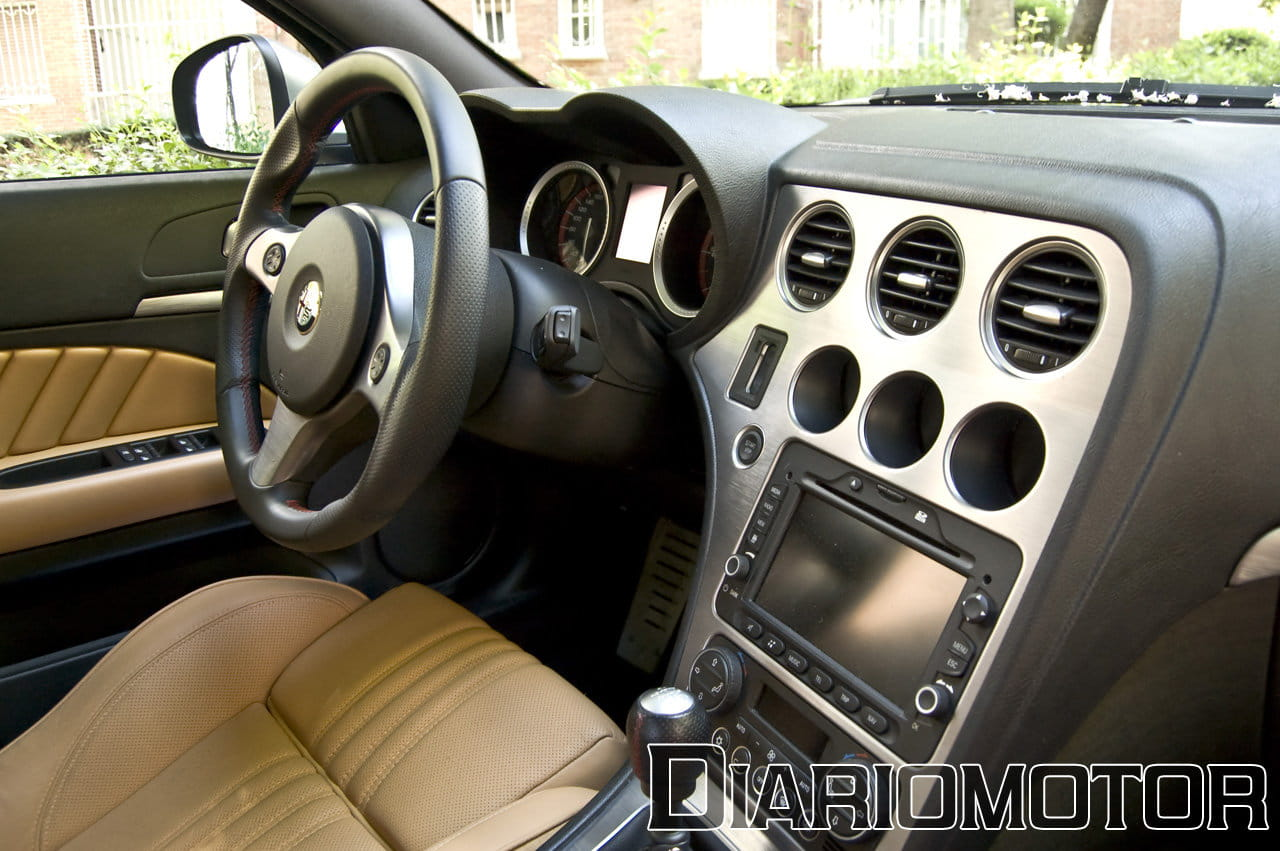 foto 5 de 53 alfa romeo 159 2 0 jtdm elegante eco a prueba i diariomotor. Black Bedroom Furniture Sets. Home Design Ideas