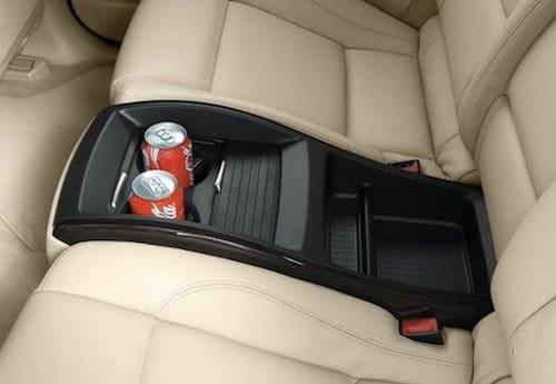 BMW X6 banqueta trasera de dos asientos