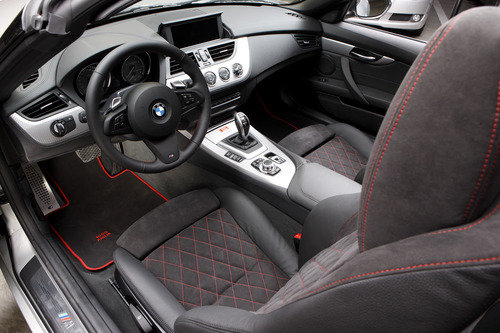 BMW Z4 sDrive35is Edizione Limitada Mille Miglia