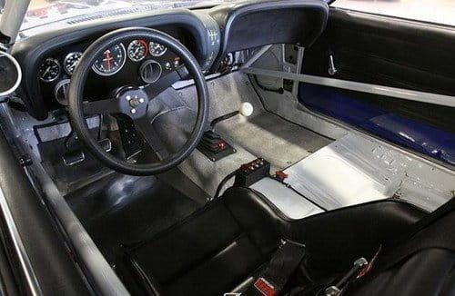Dan Gurney's 1969 Ford Mustang Boss 302 Trans-Am