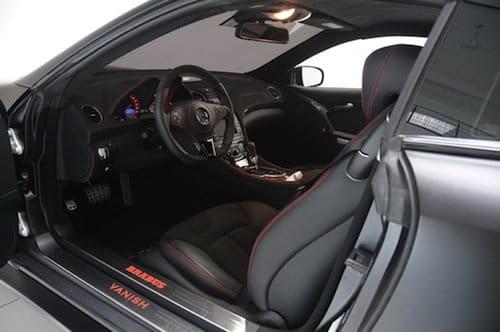 BRABUS T65 RS Mercedes SL65 AMG Black Vanish