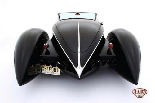 Bugatti Delahaye Hybrid Bugnotti Type 57S Roadster