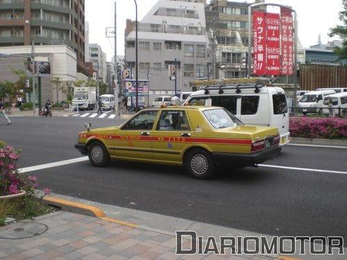 Los coches de Tokyo, primera parte