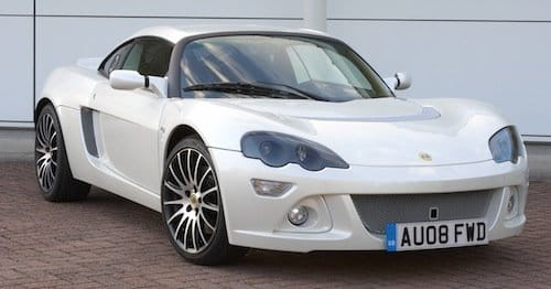 Lotus Europa SE 2008