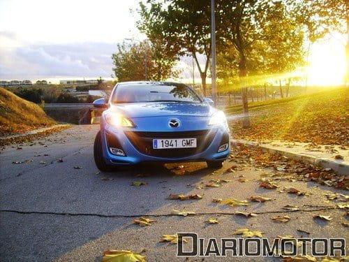 Mazda 3 2.2 CRTD Sportive, a prueba (II)
