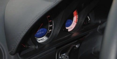 Brabus Stealth 65 SL 65 AMG Black Series