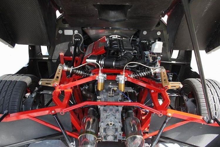 Alfa romeo gtv engine rebuild