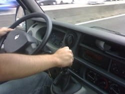 Interior Renault Master 2006