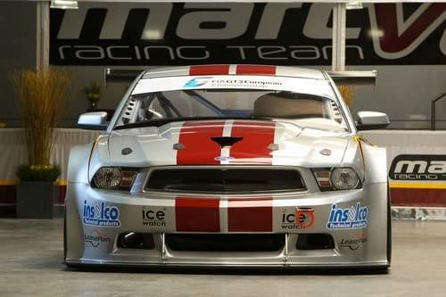 Ford Mustang GT3, el contendiente americano