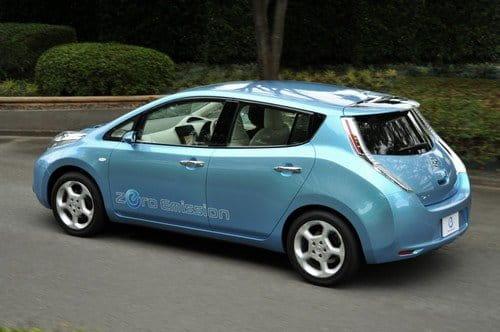 Menos de 30.000€ para el Nissan Leaf europeo