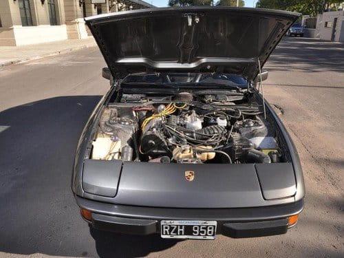 El Porsche 924 de Diego Maradona podría ser tuyo